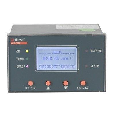 安科瑞工业绝缘故障定位系统AIM-T500