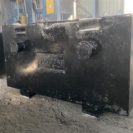 甘肃10吨砝码批发供应10000kg标准砝码