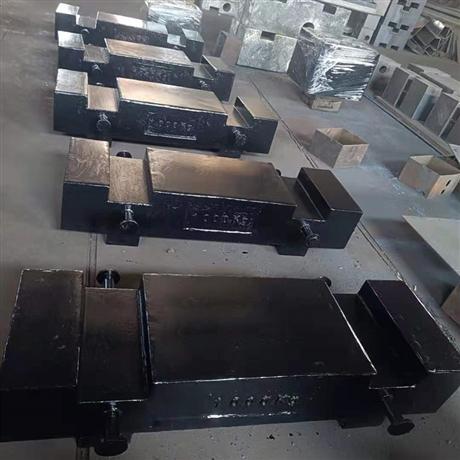 广州特种设备检验砝码 1吨3吨5吨10吨定做非标铸铁砝码厂家