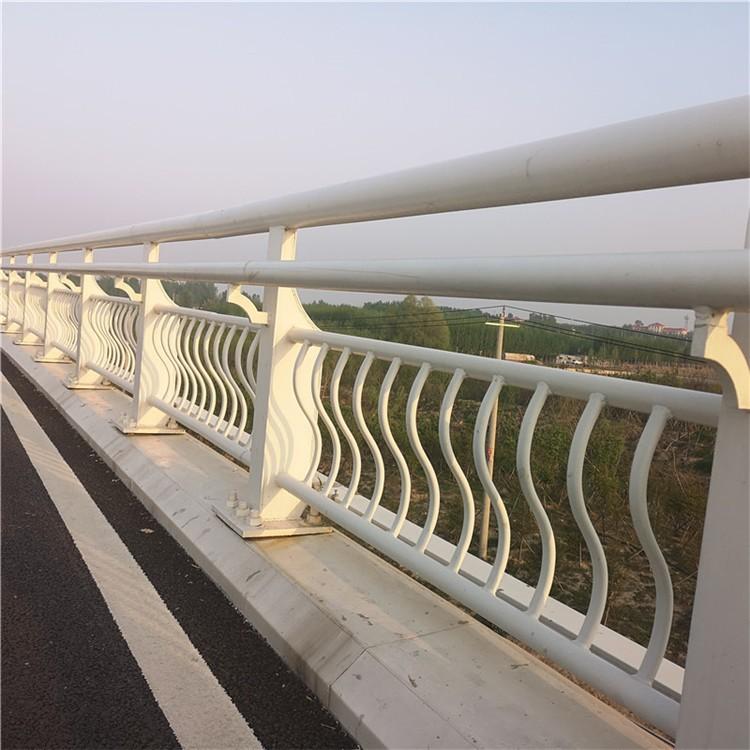 忻州 桥梁栏杆 桥梁立柱 护栏304价格表2021