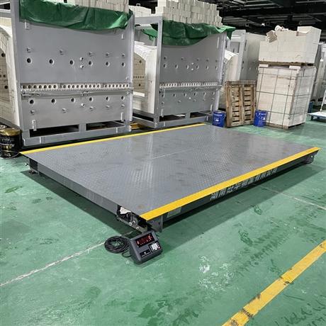 长沙县汽车衡制造厂家10吨20吨30t固定式磅秤2.5x6m电子地磅销售