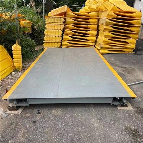 浏阳2米乘以3米15吨磅秤10T电子地磅秤厂家