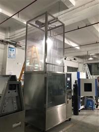 顶喷式IPX56自动喷水试验箱