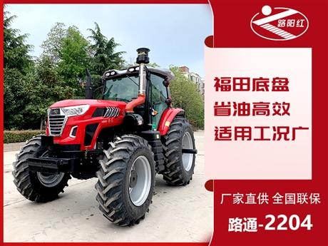 奇台县洛阳路通拖拉机经销处 220马力轮式农用四轮驱动拖拉机  厂家直供