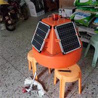 太阳能浮标式水质自动监测站建设