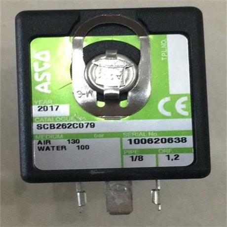 美国品牌ASCO燃气电磁阀的安全操作
